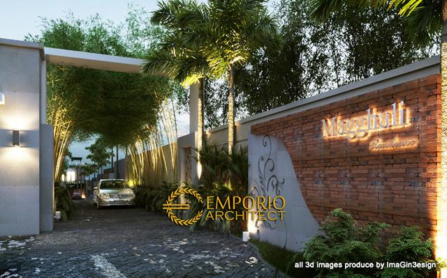 Magghali Villa Bali Residence 2 Floors Design - Gerokgak, Tabanan, Bali
