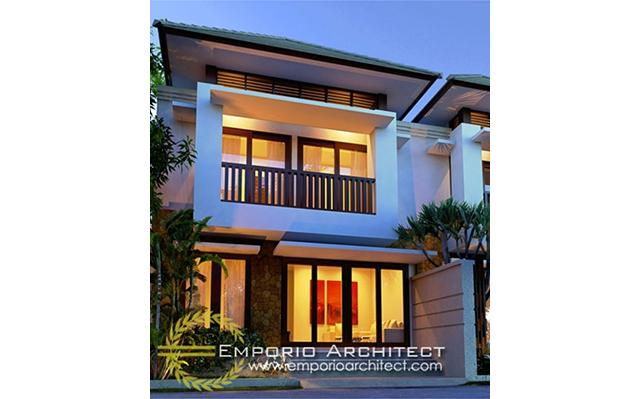 Mr. Anton Villa Bali Residence 2 Floors Design - Solo