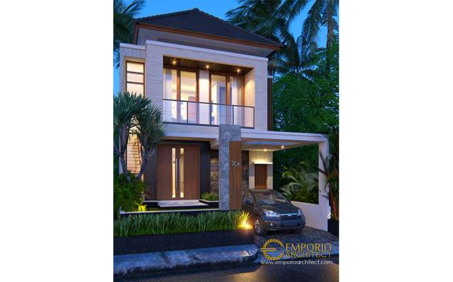 Project 532 Private House Design - Surabaya