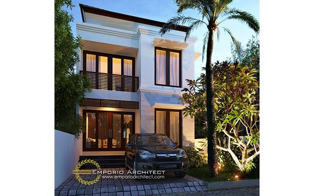 Mr. Lilik Villa Bali House 2 Floors Design - Jimbaran, Bali
