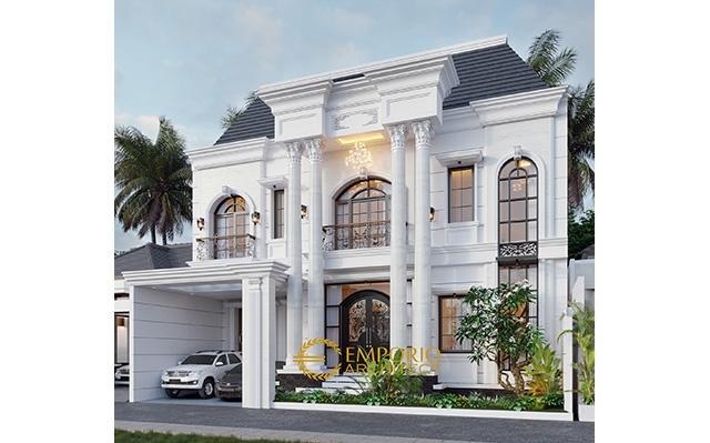 Mrs. Alina Classic House 2 Floors Design - Badung, Bali