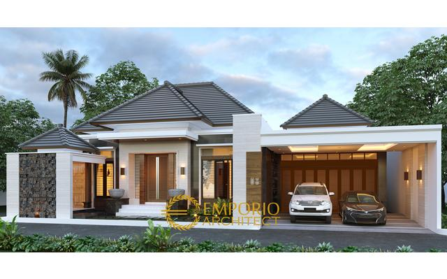 Mr. Rofi Modern House 1 Floor Design - Medan, Sumatera Utara