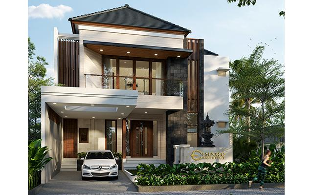 Mr. Wijaya Modern House 2 Floors Design - Bali