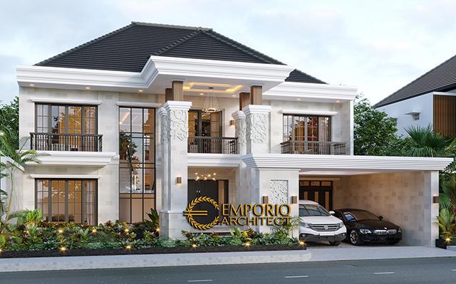Mr. Dwi Agus Villa Bali House 2 Floors Design - Semarang, Jawa Tengah