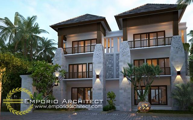 Ubud Golden Villa 3 Floors Design - Ubud, Bali