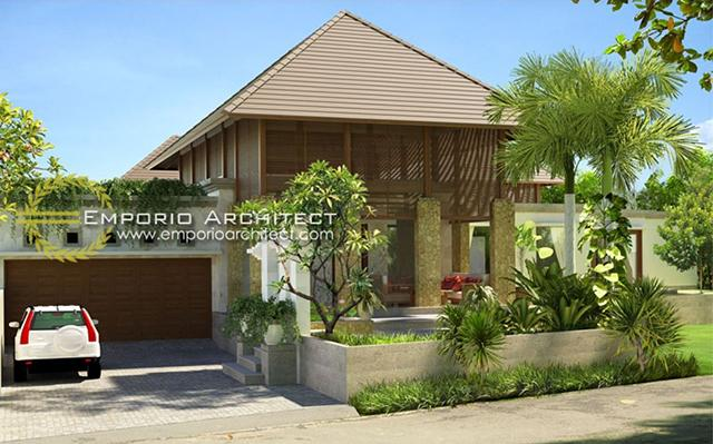 Mrs. Hetty Villa 2 Floors Design - Salatiga, Jawa Tengah