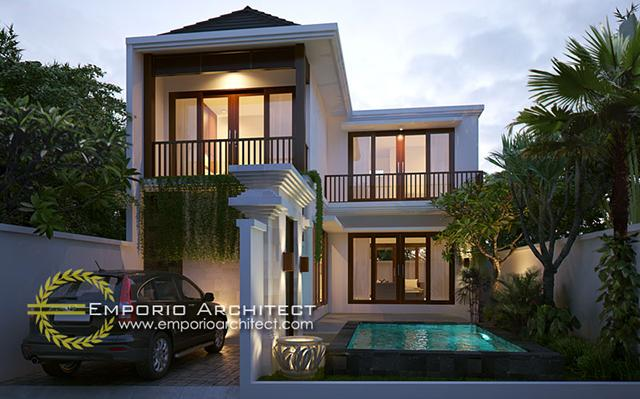 Mrs. Dewi Villa 2 Floors Design - Jimbaran Bali
