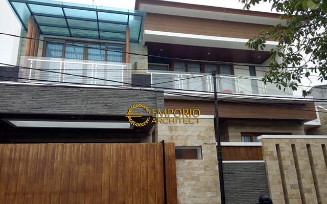 Construction Progress of Mr. Hayadi Private House - Jakarta Barat