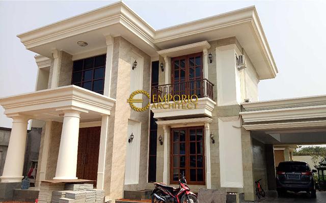 Construction Progress of Mr. Kusno House - Depok, Jawa Barat