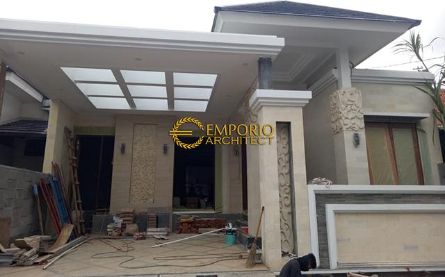 Construction Progress of Mr. Zulkarnaen Private House - Jakarta