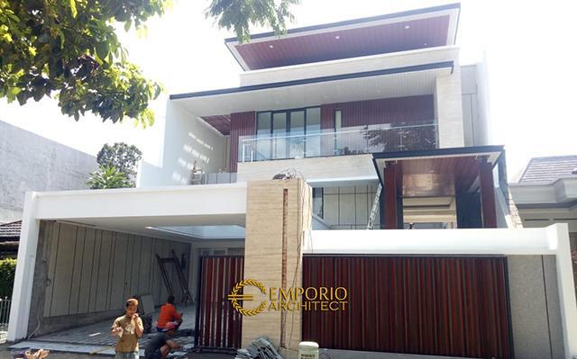 Progress Pembangunan Rumah Ibu Jeanette di  Bogor, Jawa Barat