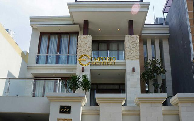 Construction Result of Mrs. Lusiana House  - Jakarta