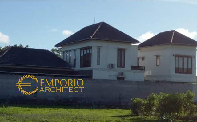 Construction Progress of Mrs. Wiwit Private House - Jimbaran