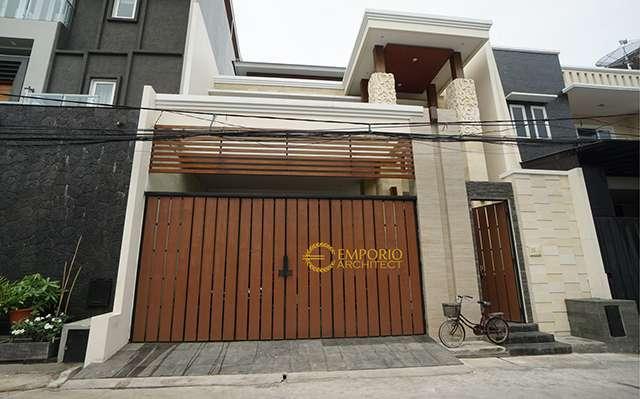 Hasil Konstruksi Rumah Bapak Rithik di  Jakarta