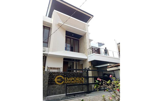 Construction Progress of Mrs. Elsa Private House - Bekasi
