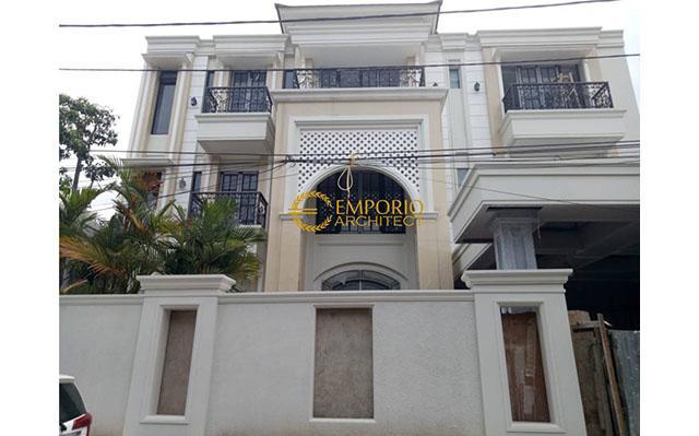 Progress Pembangunan Rumah Ibu Ines di  Jakarta
