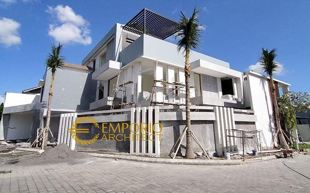 Progress Pembangunan Rumah Bapak Joky di  Munggu, Badung, Bali