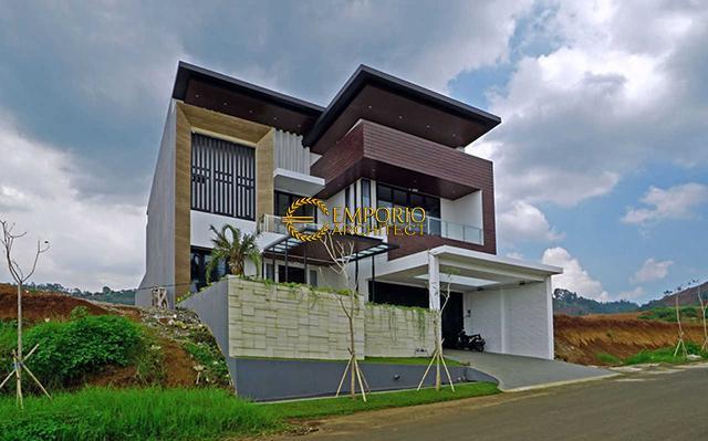 Hasil Konstruksi Rumah Bapak Indra di  Bandung