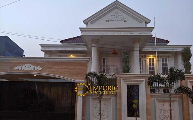 Construction Result of Mr. Tono Private House - Serang, Banten