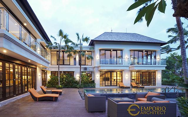 Mr. Ida Bagus Bhanutama's (Emporio Architect's Founder) Bali Villa Private House - Gianyar, Bali