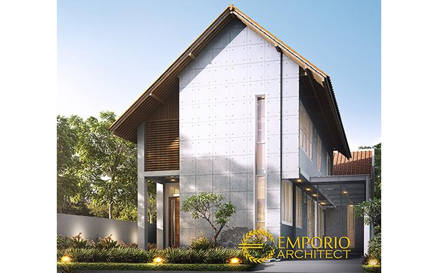 Mr. Fajar Modern House 2 Floors Design - Bandung