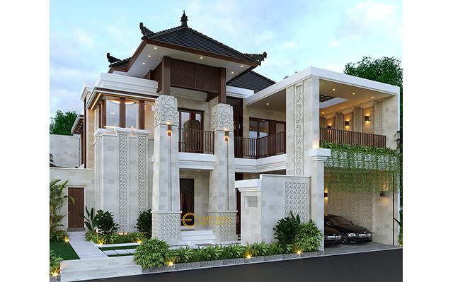 Mr. Heri Supriatianto Villa Bali House 2 Floors Design - Bandung