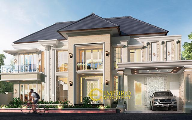 Mr. S Classic House 2 Floors Design - Bandung