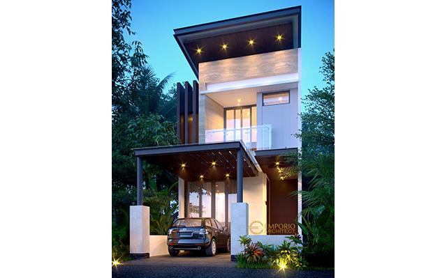 Mr. Leo Modern House 2 Floors Design - BSD, Tangerang Selatan, Banten