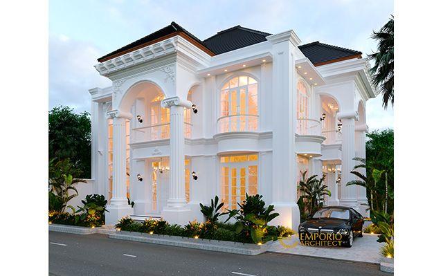 dr. Lia Classic House 2 Floors Design - Denpasar, Bali