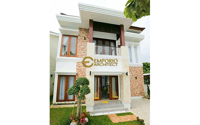 Construction Result of Mrs. Lustika Private House - Depok, Jawa Barat