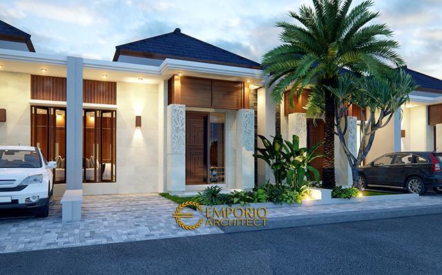 Kaliska Cluster 1 Floor Design - Karawang, Jawa Barat