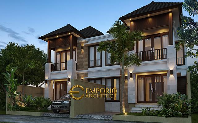 Type 60 and 90 Villa Bali Residence 2 Floors Design- Sempidi, Badung, Bali