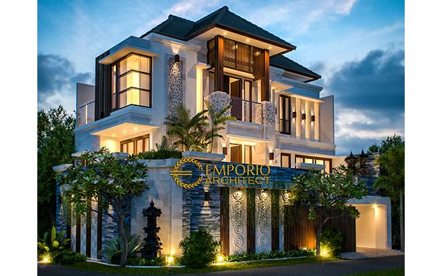 Mr. Adi Villa Bali House 3 Floors Design - Tabanan, Bali