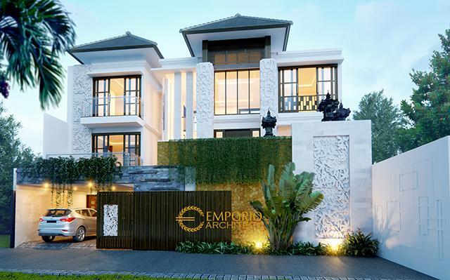 Mr. Rumbawa Villa Bali House 3 Floors Design - Denpasar, Bali