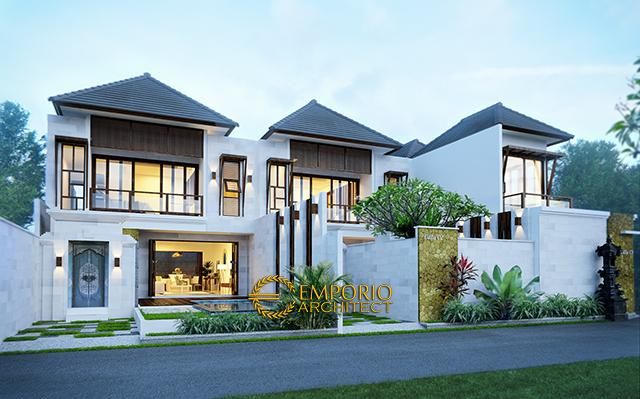 Mr. Agung Adhy Villa 2 Floors Design - Ubud, Bali