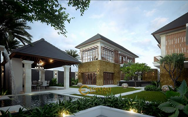 Mr. Made Iwan Villa 2 Floors Design - Denpasar, Bali