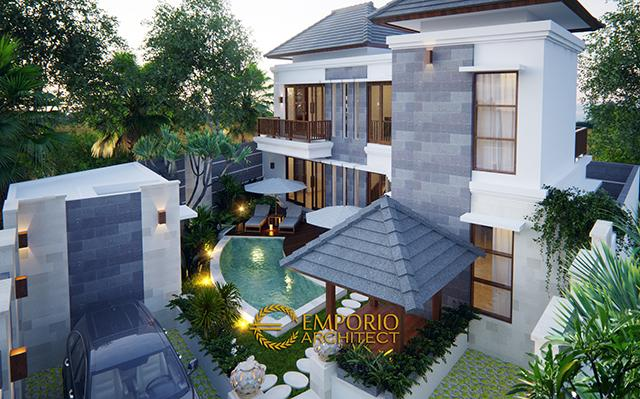 Mr. Mayor Villa 2 Floors Design - Jimbaran, Bali
