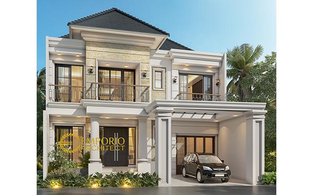 Mr. Willy Classic House 2 Floors Design - Flores, Nusa Tenggara Timur