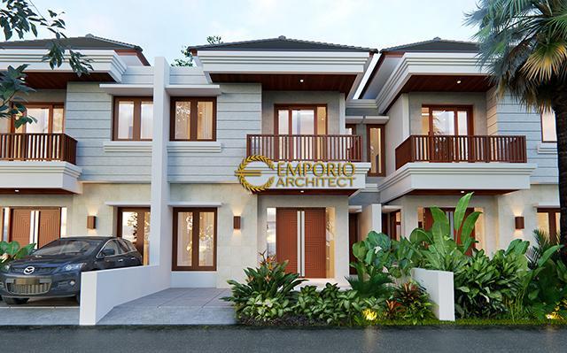 Arya Green Pamulang Residence width 7 m by Abipraya Properti - Jakarta