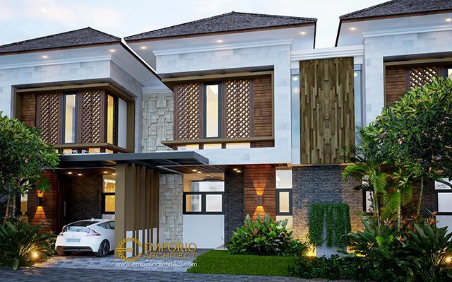 Arya Green Simatupang Residence Design - Jakarta