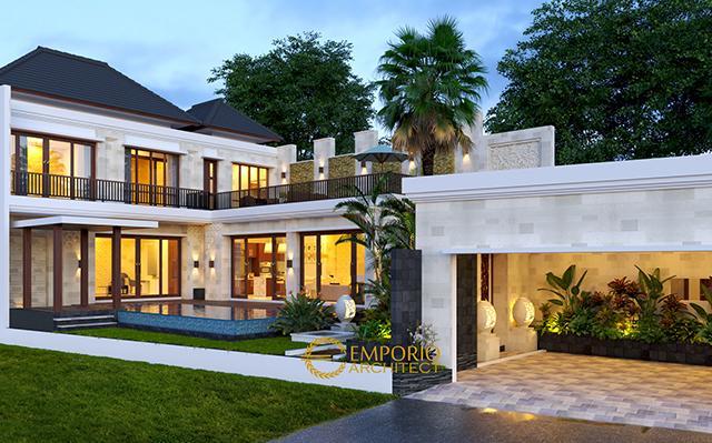 Mr. Setiawan Villa Bali House 2 Floors Design - Jimbaran, Badung, Bali
