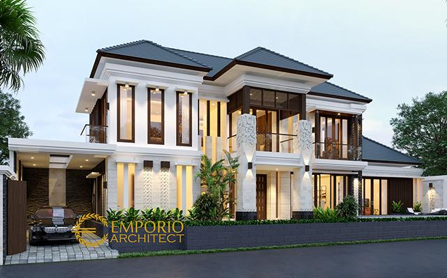 Mrs. Ratna Private House Design - Mengwi, Bali