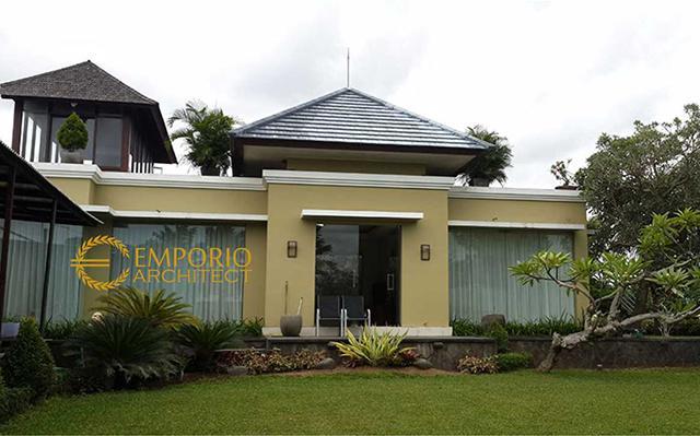 Hasil Konstruksi Villa Amarilis di  Denpasar, Bali
