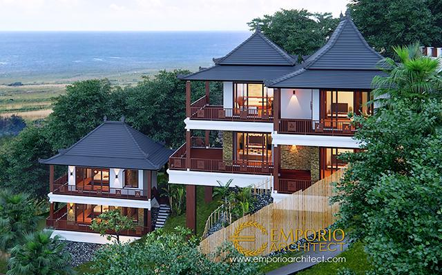 Mr. Anto Private Villa Design - Singaraja, Bali