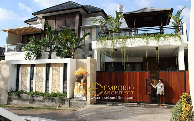 Construction Result of Mr. Ida Bagus Sindhu Private House - Singaraja, Bali