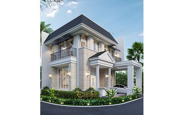 Mr. Oscar Classic House 2 Floors Design - Tangerang, Banten