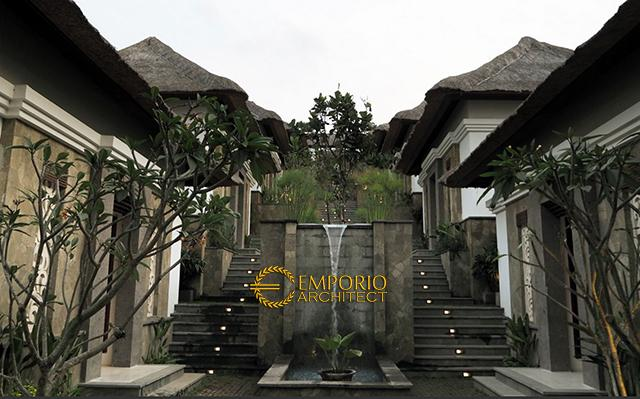 Construction result of Zen Spa - Nusa Dua, Bali