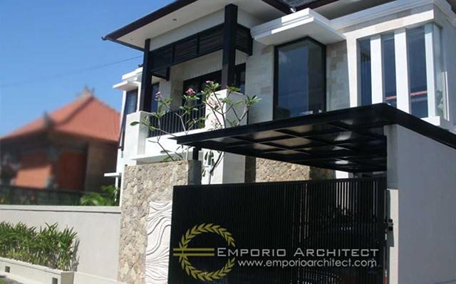 Hasil Konstruksi Rumah Ibu Rhona Yunita di  Jimbaran, Bali