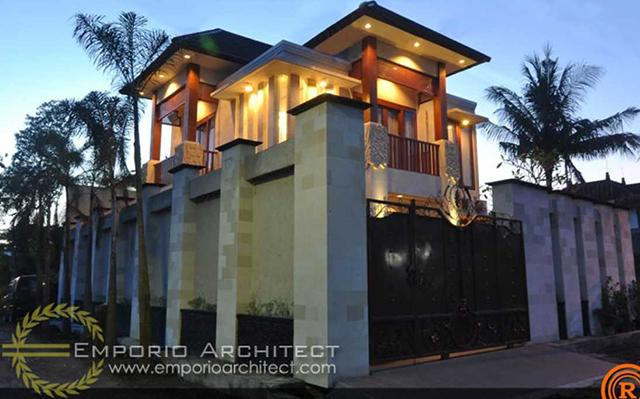 Construction Result of Mr. Yudi Private House - Denpasar, Bali