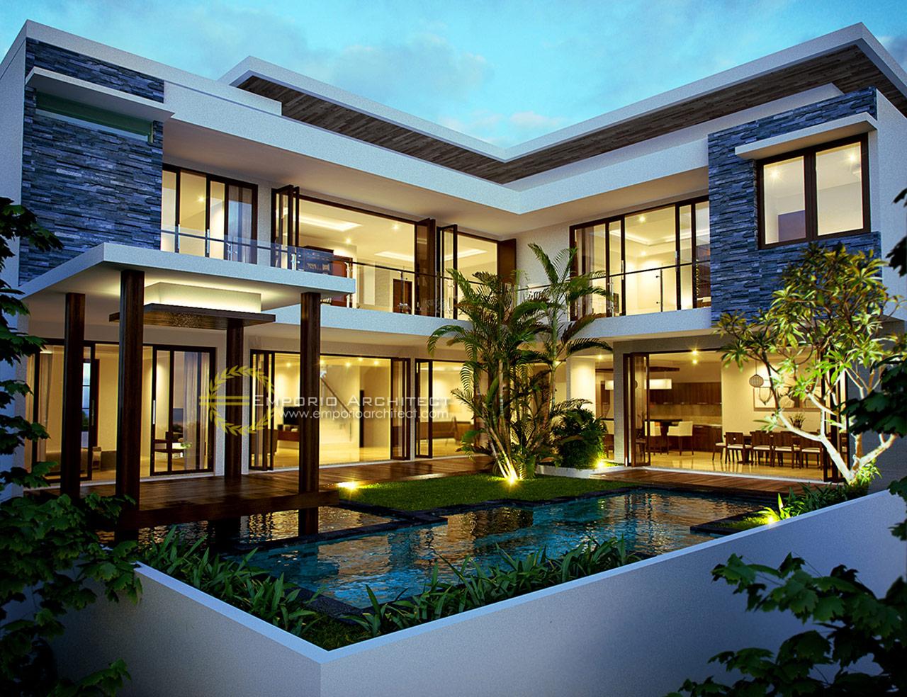 tips desain rumah minimalis modern 2 lantai 2(1)